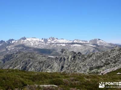 La Mira - Los Galayos (Gredos);blog senderismo hacer senderismo ruta de los pescadores arenas de san